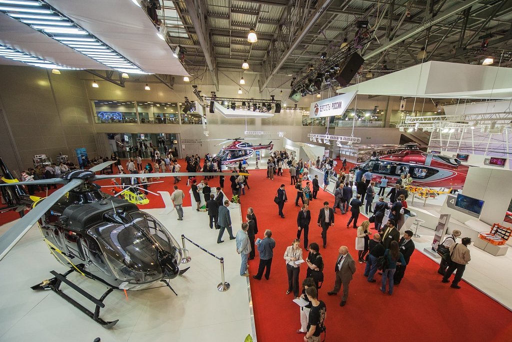 5th International Helicopter Industry Exhibition 2012 
